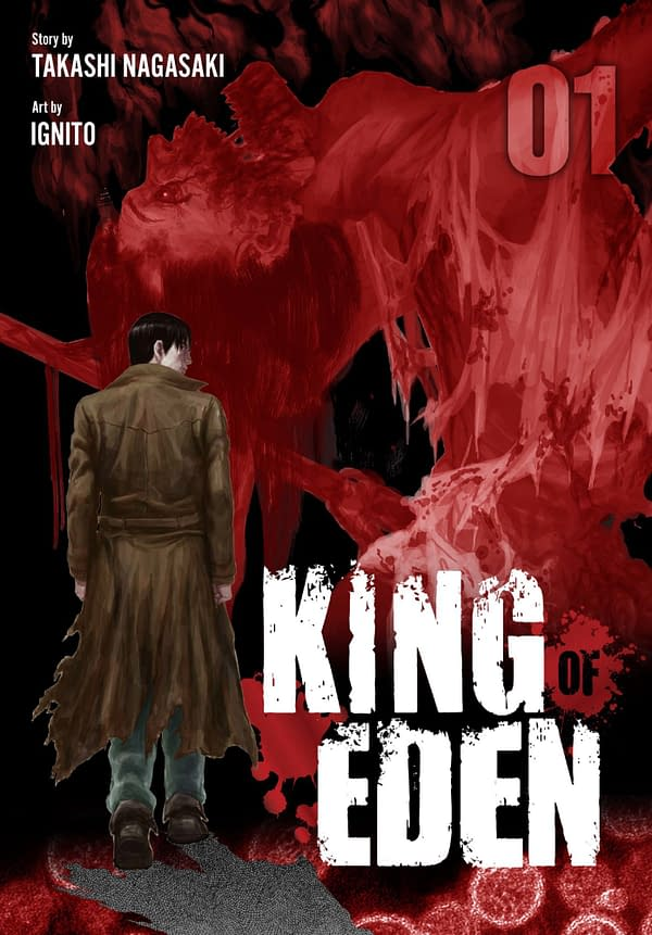 King of Eden: Yen Press Announces Horror Manga by Urusawa's Co-Writer