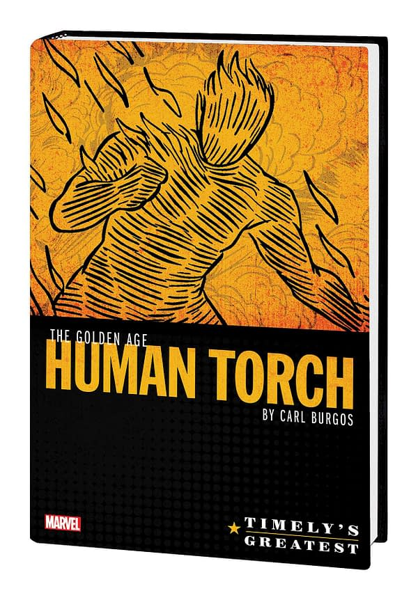 Marvel Comics Bump Page-Counts on Human Torch Omnibus, Powers and House Of X, and TheHistory Of Marvel Universe