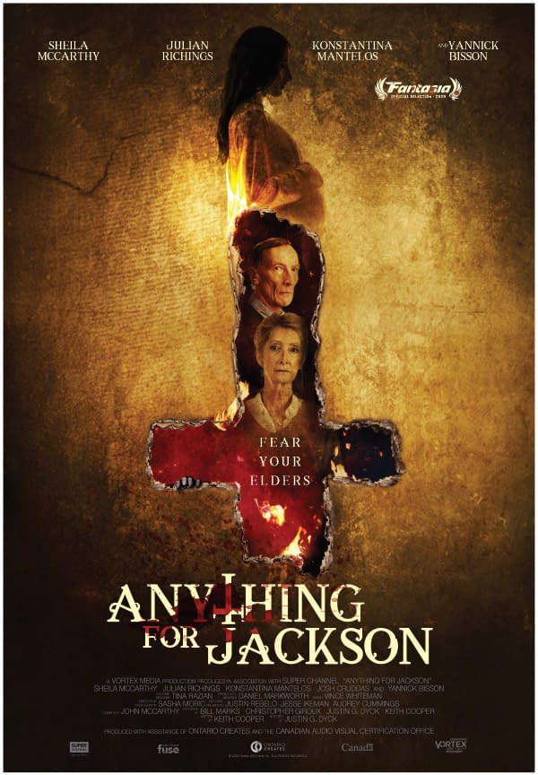 EXCLUSIVE: Two Tracks From John McCarthy's Anything For Jackson Score