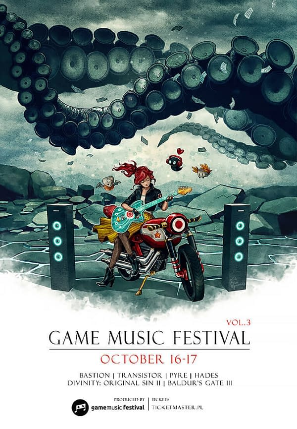 The Third Annual Game Music Festival Will Take Place In October