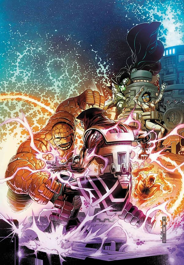 Okay… How About a Fantastic Four #1 for June as Well?