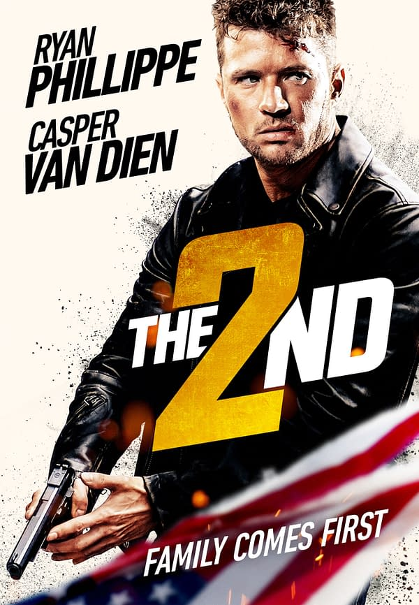 Watch The trailer For New ActionThriller The 2nd, Out September 1st