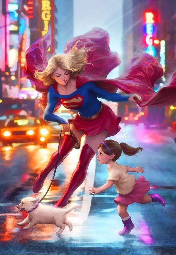 19 DC Variant Covers for January 2018 from Stanley Artgerm Lau, Jenny Frison, Rafael Albuquerque, Francesco Mattina and More