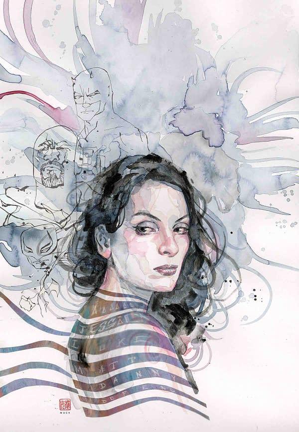 The Future of Jessica Jones at Marvel Comics