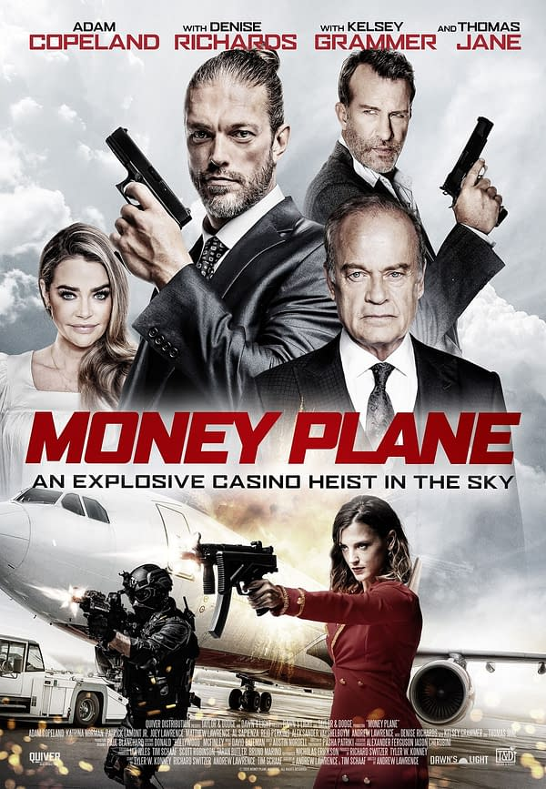 WWE Superstar Edge Takes On Kelsey Grammar In Trailer For Money Plane