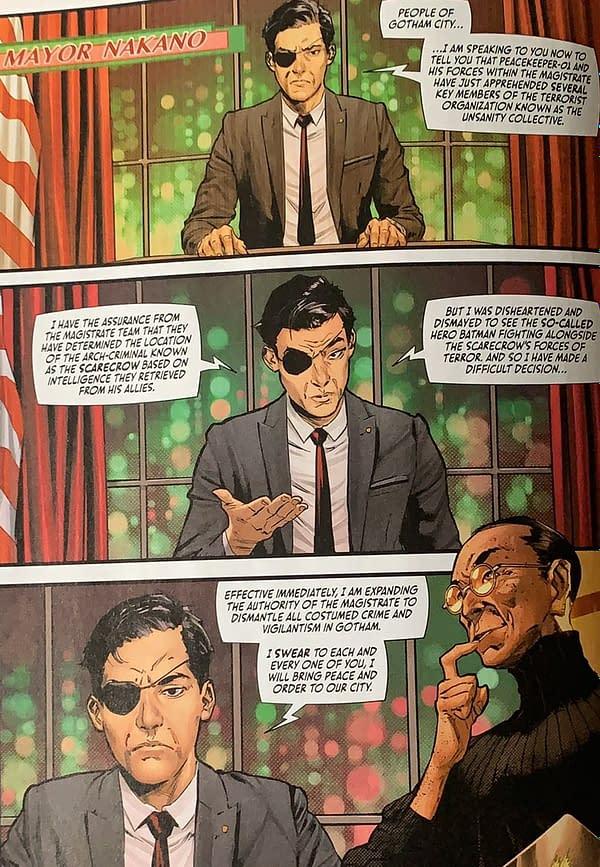 DC Comics Spoilers