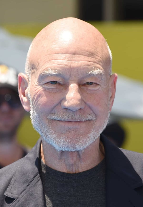 'Star Trek' Jean-Luc Picard Series to Go Global with Amazon