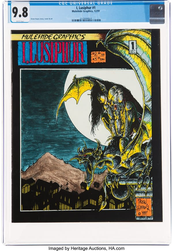 I, Lusiphur and the Dark Magic Beginnings of Drew Hayes' Poison Elves