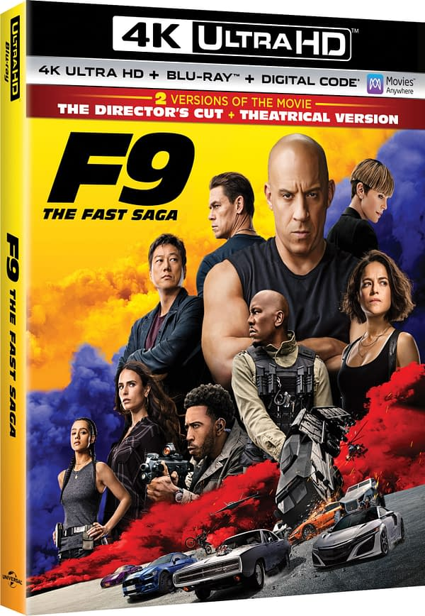 Giveaway: Win A Free Copy Of F9: The Director's Cut