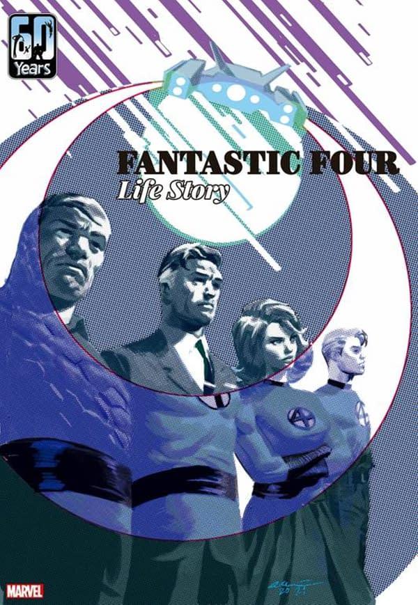 Fantastic Four: Life Story,