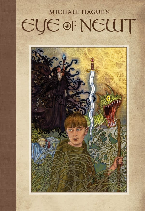 The Finale to Harrow County, Plus a Ton of Manga Reprints: Dark Horse June 2018 Solicits