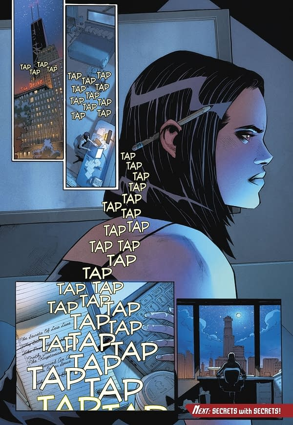 So What Is Lois Lane's Game This Time? [Action Comics #1001 Spoilers]