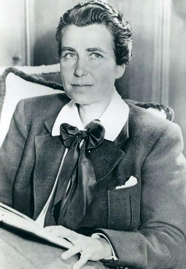 Where's My Biopic? Director Dorothy Arzner