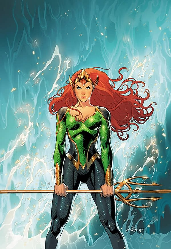Mera: Queen Of Atlantis Mini Set For February From Dan Abnett And Lan Medina