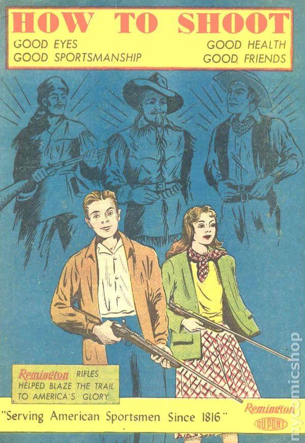 Comics and Complication: War, Violence, and Adolescence