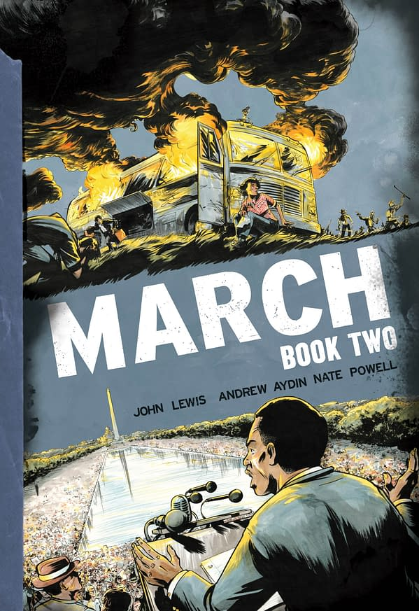 March Book Two cover (300dpi)