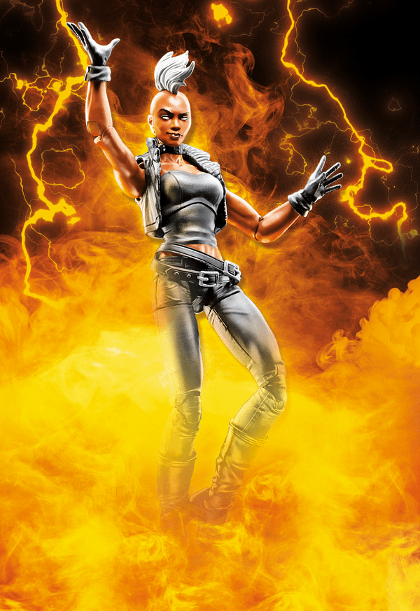 Marvel Legends 6-Inch Figure (Storm)
