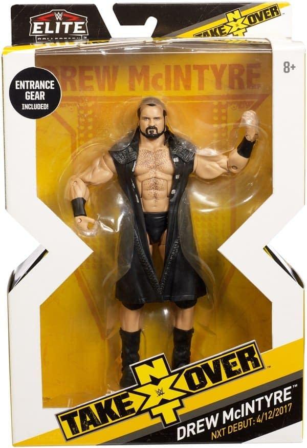 WWE NXT Drew McIntyre Figure 3