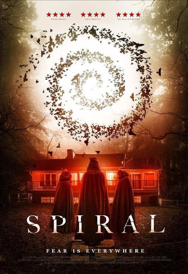 Watch The Trailer For Shudder Original Spiral, Coming September 17th