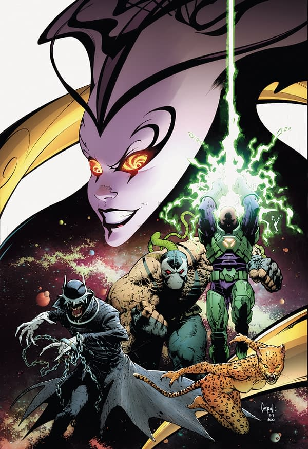 What Exactly Is DC's 'Year Of The Villain'? ECCC Gossip and Spoilers