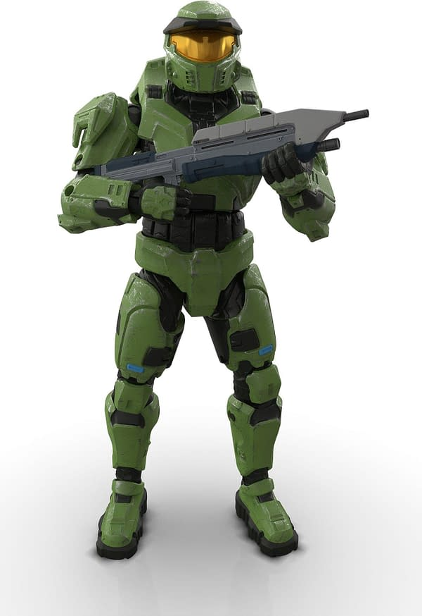 Celebrate 20 Years of Halo With Jazwares Master Chief Figure 2-Pack