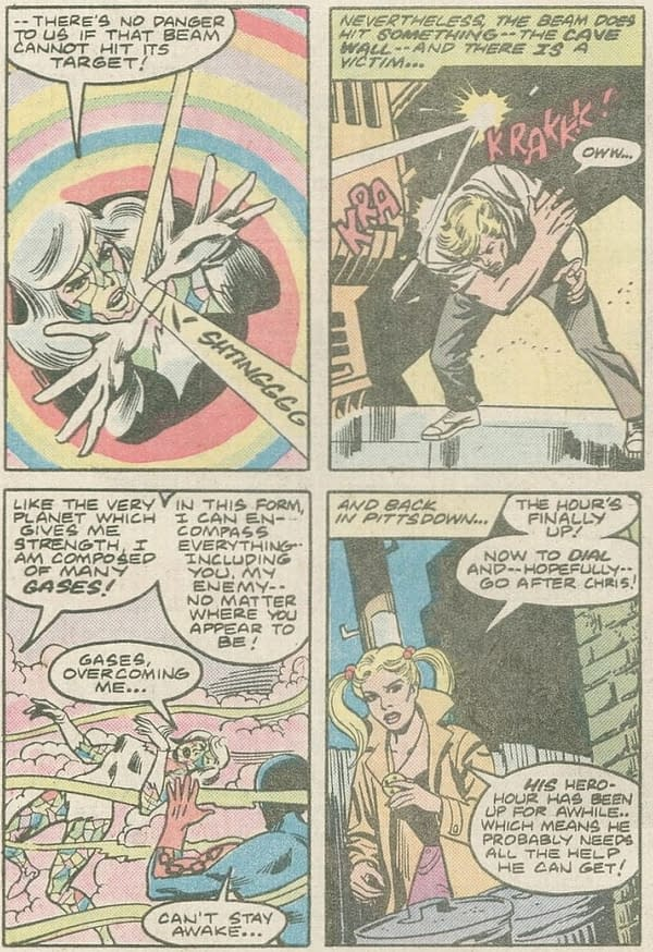 Kaleidoscope, The Suicide Squad Character Created By Two Fans In 1982