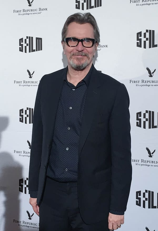 Gary Oldman Narrates 'David Bowie Is' Mobile App