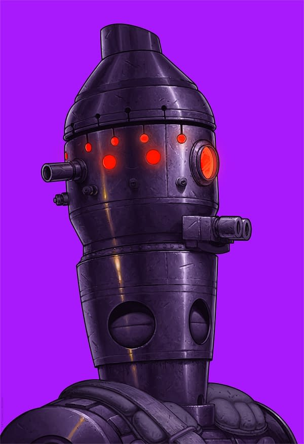 Mondo Offering New IG-88 Giclee For Star Wars Fans Tomorrow