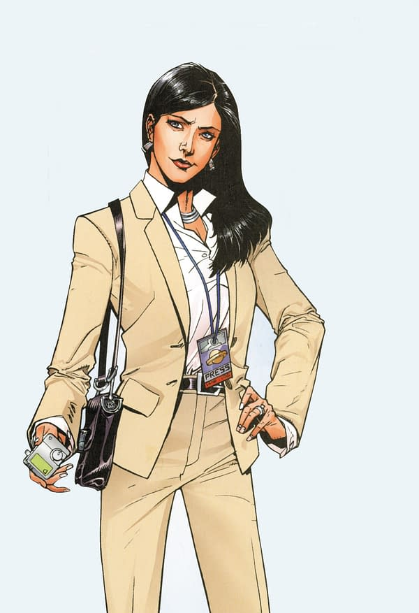Greg Rucka's Lois Lane Comic Approved by DC Comics for Black Label?