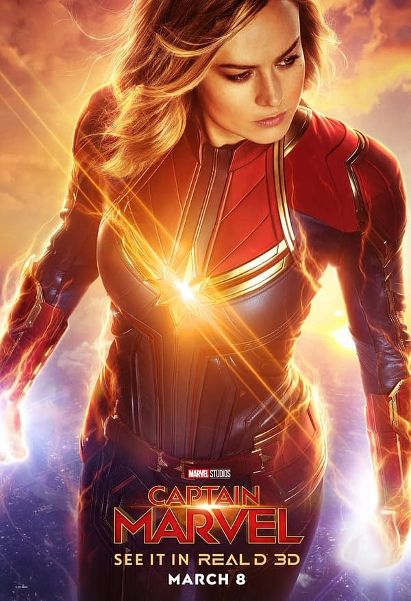 'Captain Marvel' Causes Sales Spike in 90's Music