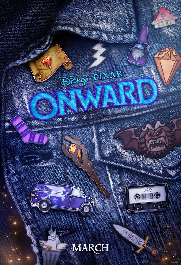 """Onward"" Review: A Love Letter to All Things Fantasy, D&D, and Family"