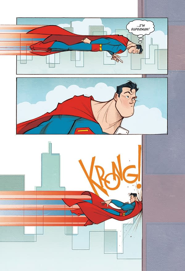 What if Superman Was a Phone Addict? Dear Justice League Preview and Trailer