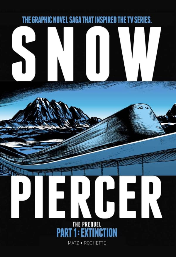 Titan's Snowpiercer Prequel Graphic Novel Gets a Video Trailer