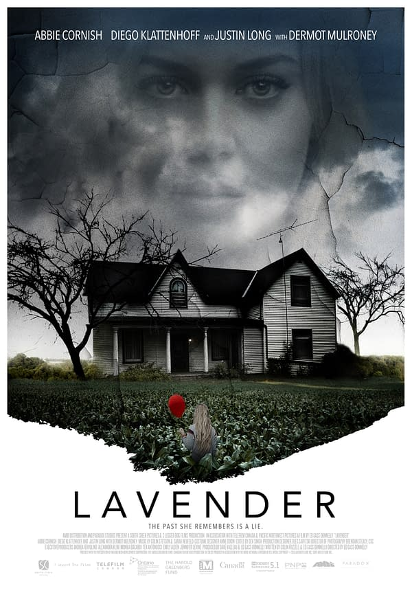 Castle Talk: Director Ed Gass-Donnelly Brings the Creepy With Lavender