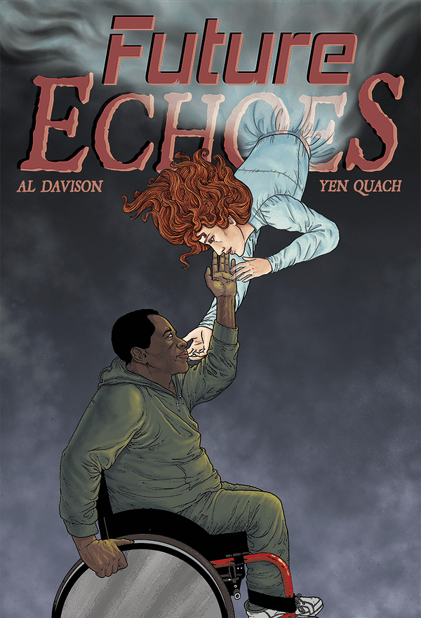 Alisa Kwitney Launches Future Echoes By Al Davison And Yen Quach At Thought Bubble