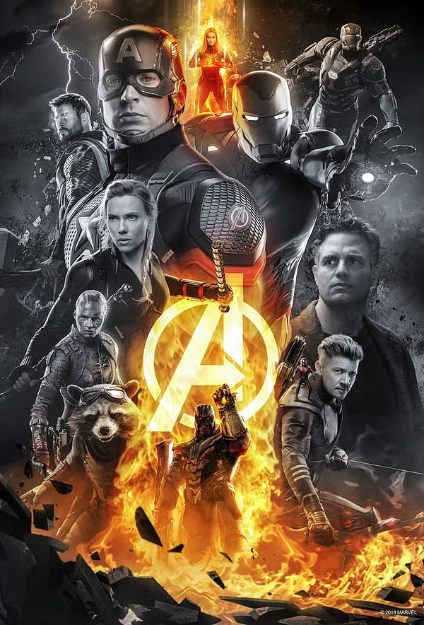 "Robert Downey Jr. Calls 'Avengers: Endgame' ""Our Finest Hour"""