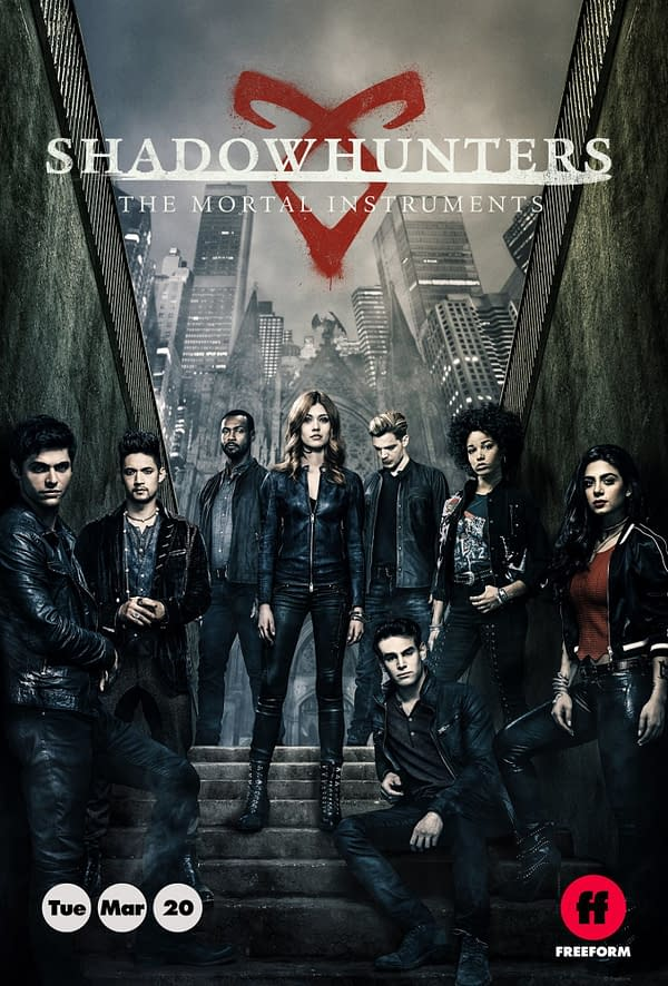 Shadowhunters to End After 3 Seasons with a 2-Hour Finale
