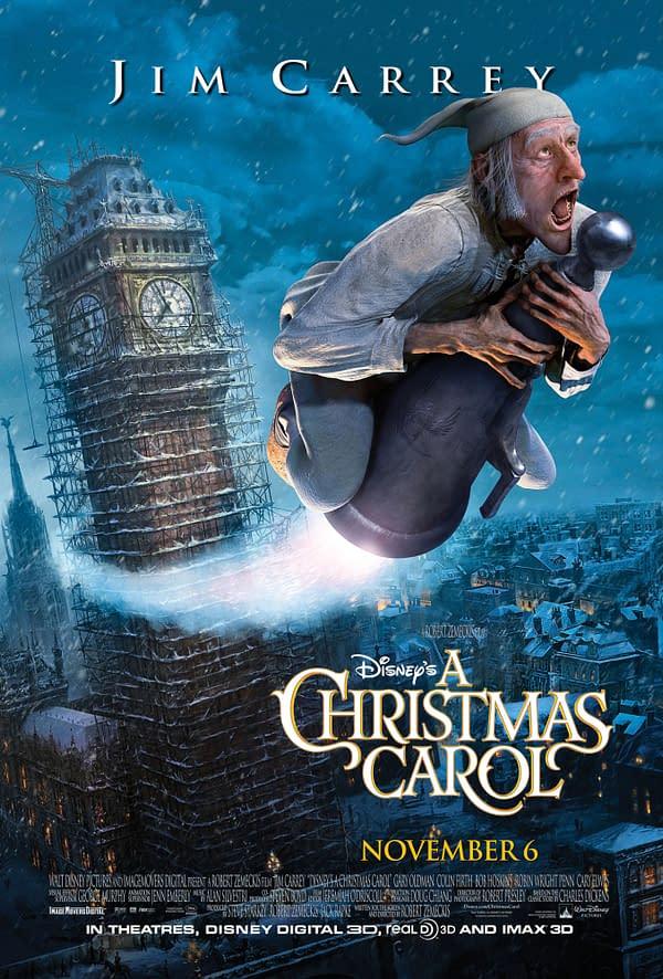 A Chistmas Carol Poster