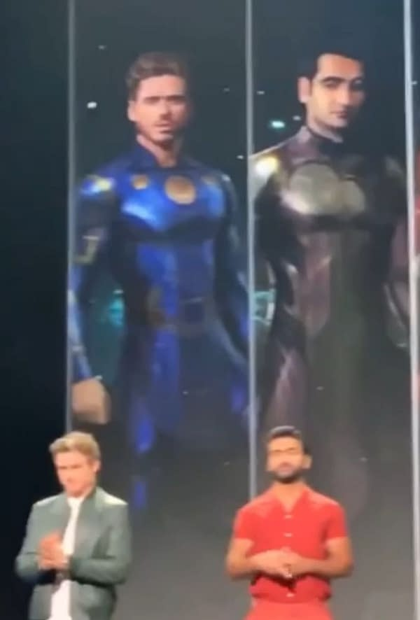 VIDEO: Marvel's Eternals Reveal at D23 With Kit Harrington and More