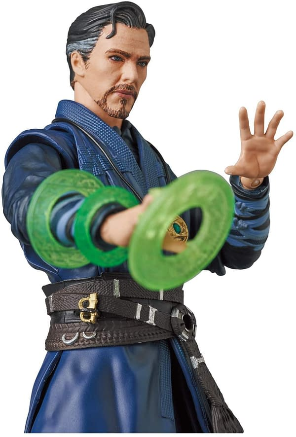 Doctor Strange is Back With New Infinity War MAFEX Figure