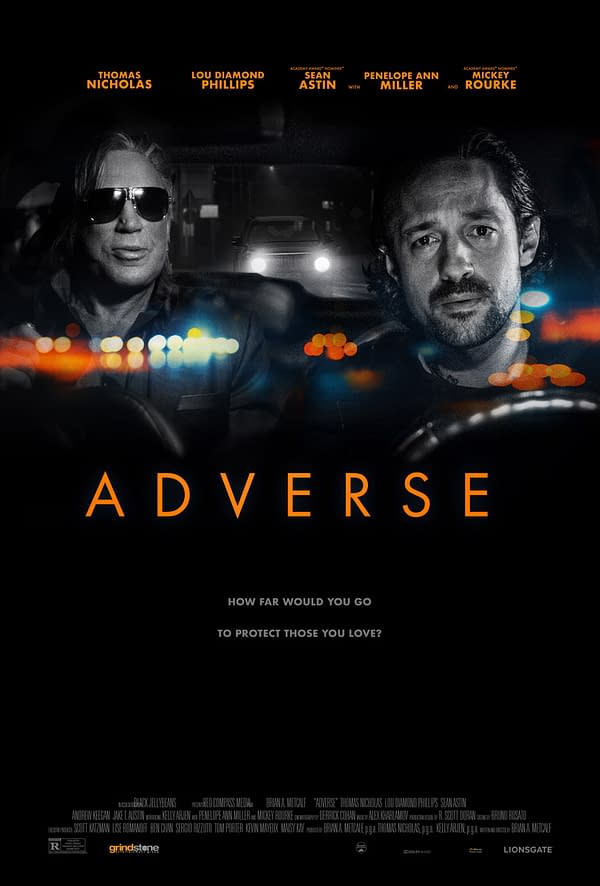 Adverse: Director Brian Metcalf on His Personal Experience Behind Film