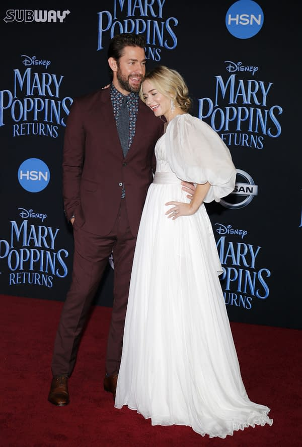 Emily Blunt, John Krasinski: Hollywood Romance Is NOT Dead