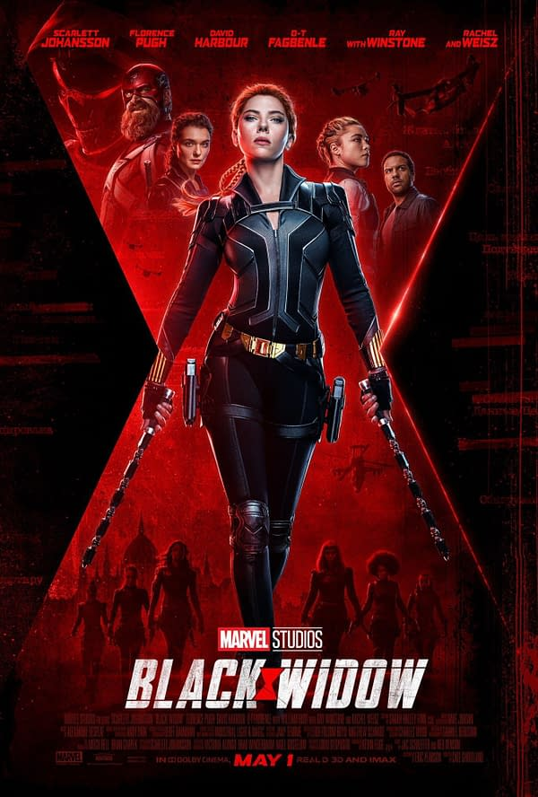 """Black Widow"": Begins Natasha's Path of Redemption [TRAILER]"
