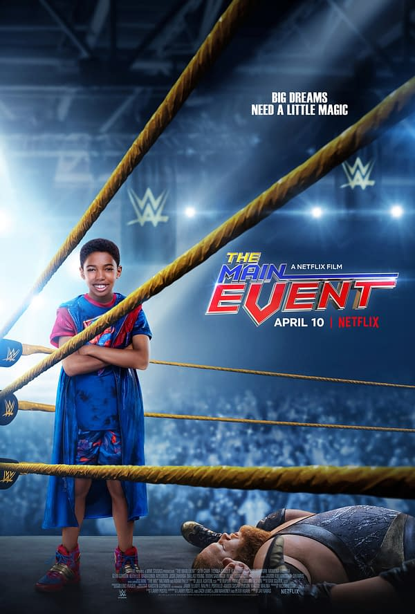 The Main Event Poster