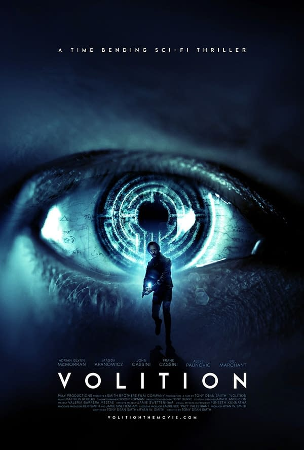 Trailer For Sci-Fi Film Volition Debuts, Available To Watch July 10th