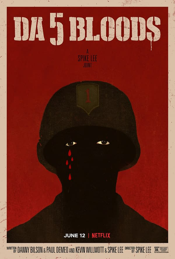 Spike Lee's Da 5 Bloods hits Netflix in June.