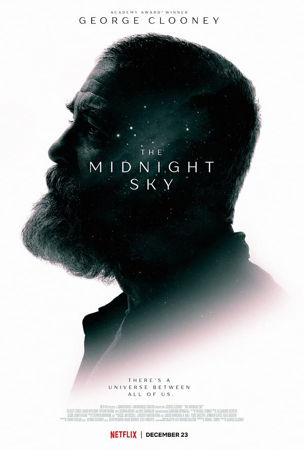 The Midnight Sky Poster