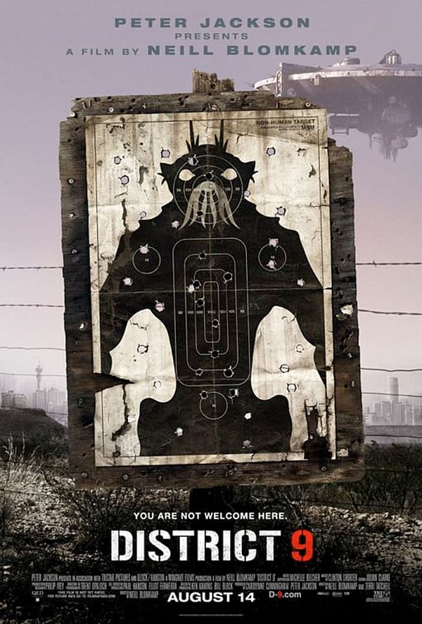 Neill Blomkamp is Writing the Sequel to District 9 Called Distract 10