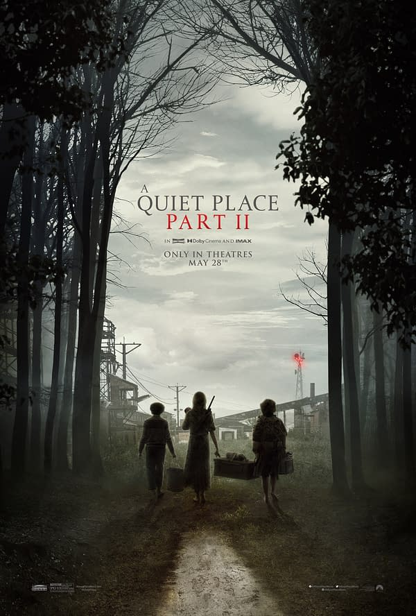 A Quiet Place Part 2: Four New Clips Drop After Yesterday's Trailer