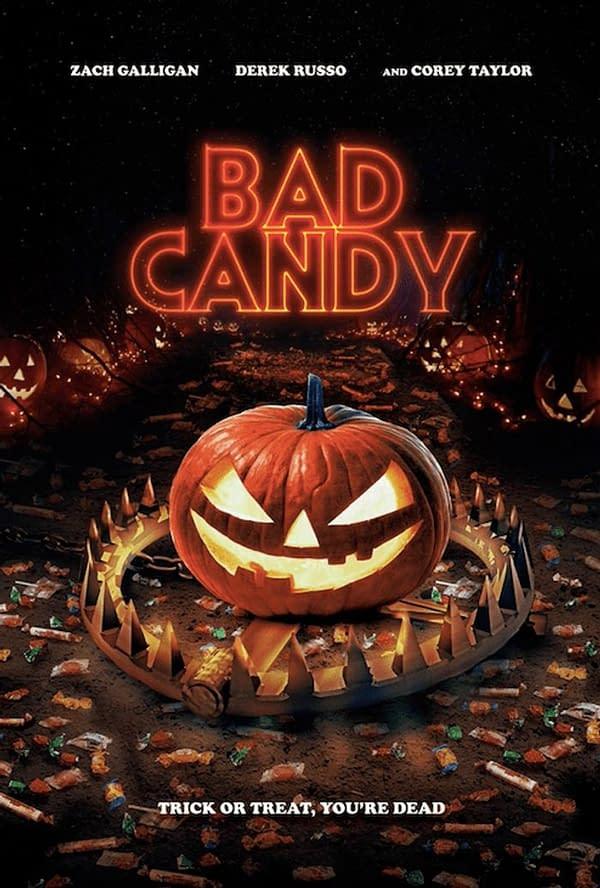 Bad Candy Trailer Debuts, Horror Anthology Releases In September